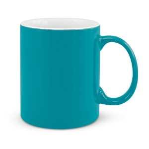 Can Ceramic Coffee Mugs Light Blue