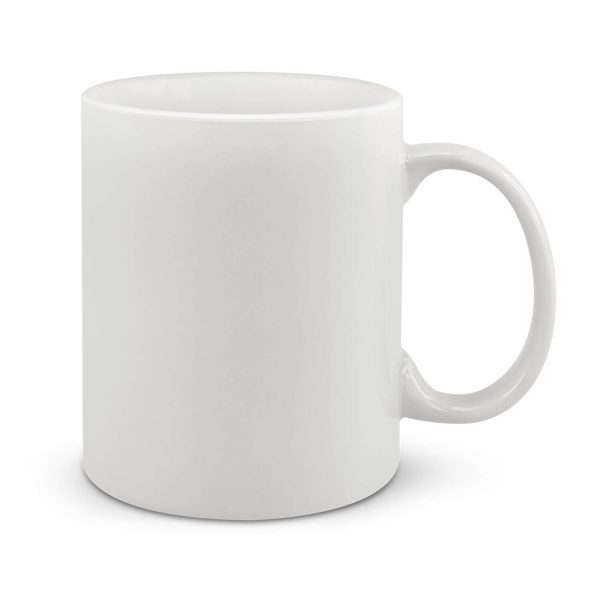 Can Ceramic Coffee Mugs White