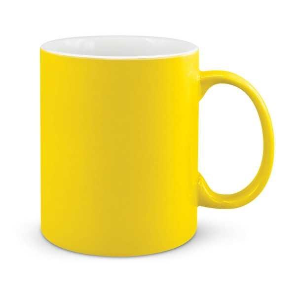 Can Ceramic Coffee Mugs Yellow