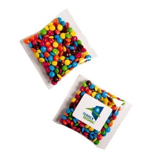 Candy in Packets Mini MMs 50g CACC040B Clear