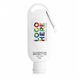 Carabiner Sunscreen 50ML SPF 50 L464 White