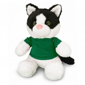 Cat Plush Toy CA117871 Green