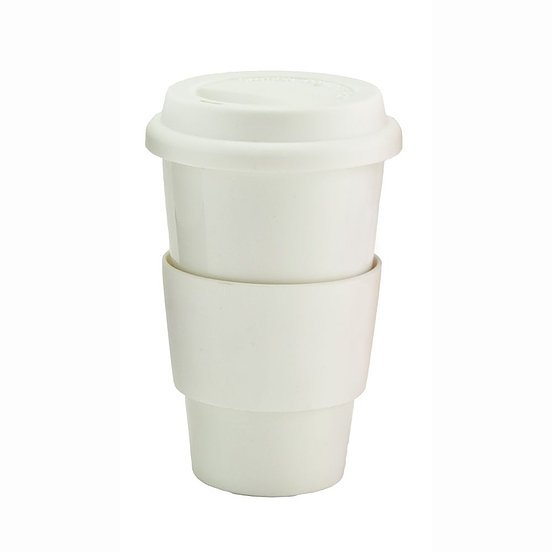 Ceramic Coffee Mug 4027WH White White