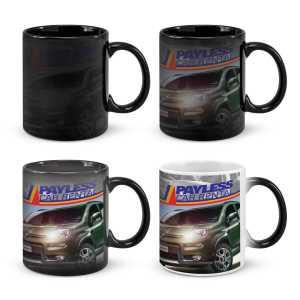 Chameleon Ceramic Coffee Mugs Cups Promotional Logo 105059