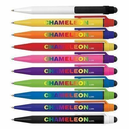 Chameleon Stylus Pen CALL3285 Various Colours