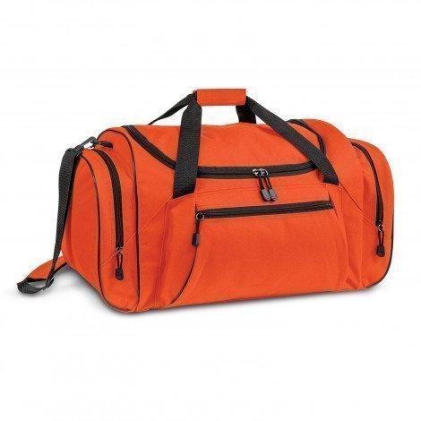 Champion Duffle Sports Bag 109077 Orange