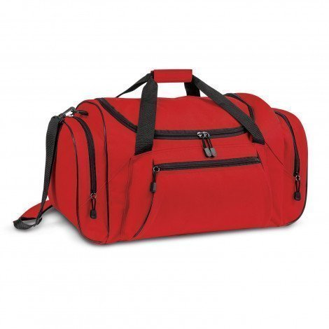 Champion Duffle Sports Bag 109077 Red