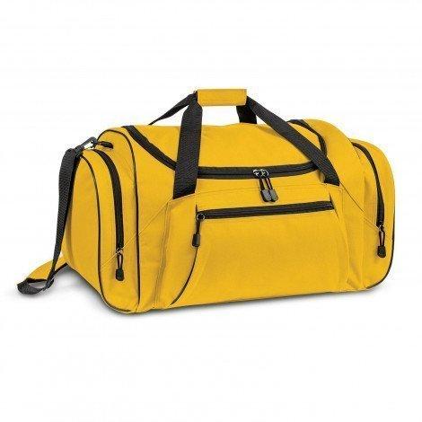 Champion Duffle Sports Bag 109077 Yellow