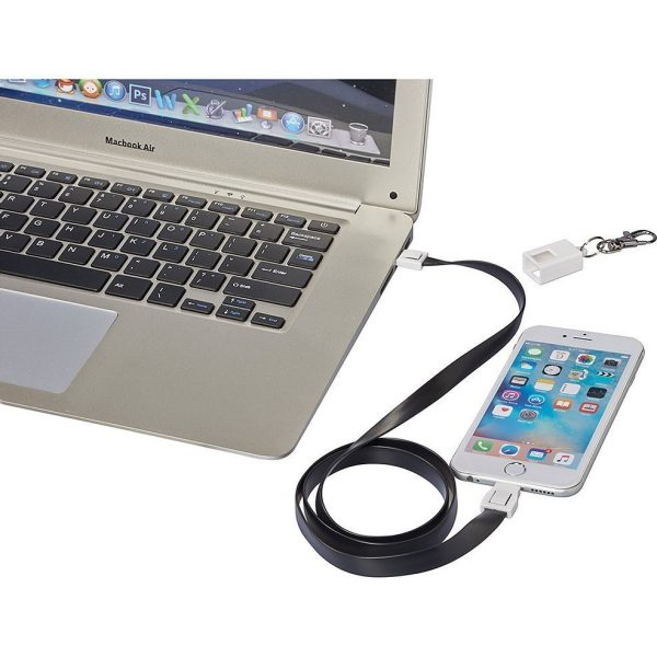 Charging Cable Lanyard with Clips SKU CASIL 503