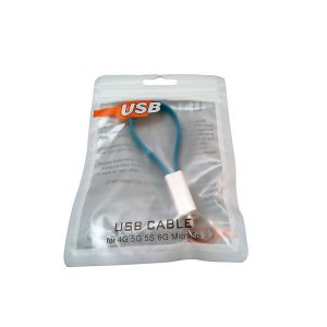 Charging Cable with Magnetic Connections CASIL 501 In Clear Pouch