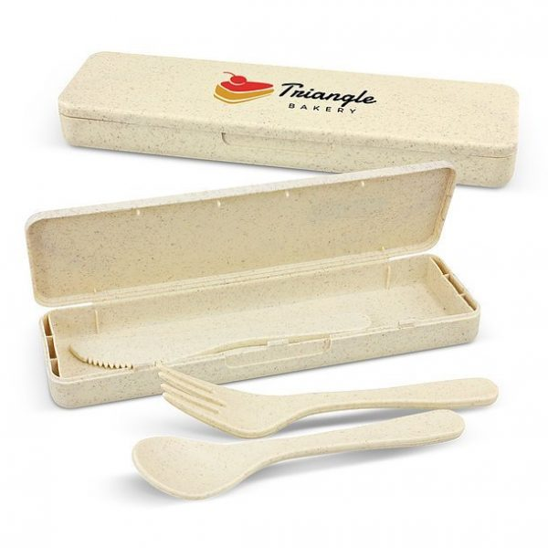 Choice Cutlery Set CA117603 Natural Branded