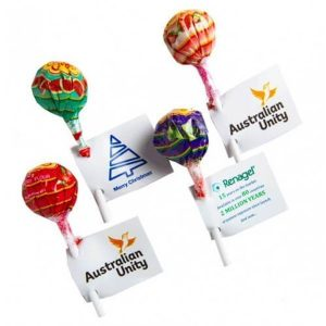 Chuppa Chup Lollipop With A Branded Tag CACC034G Various