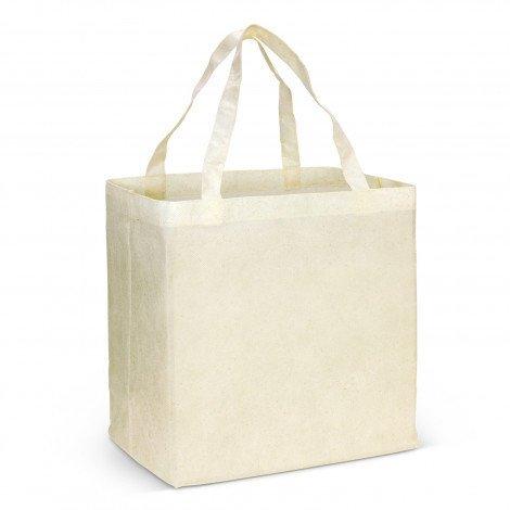 City Shopper Natural Look Tote Bag 117692 Cream 1