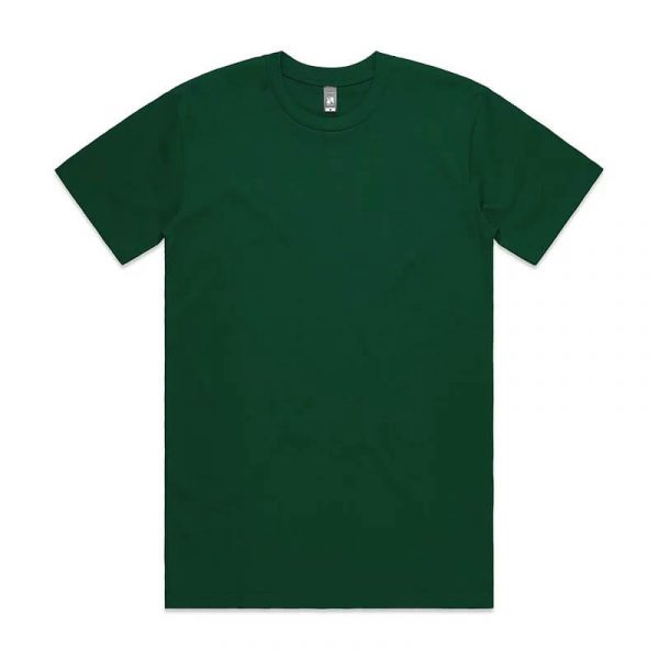 Classic T Shirts Unisex 5026 Green