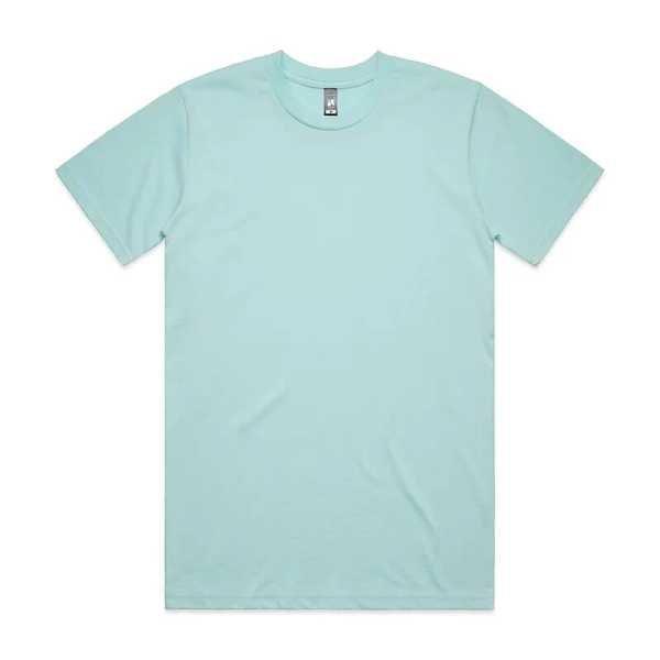 Classic T Shirts Unisex 5026 Mint