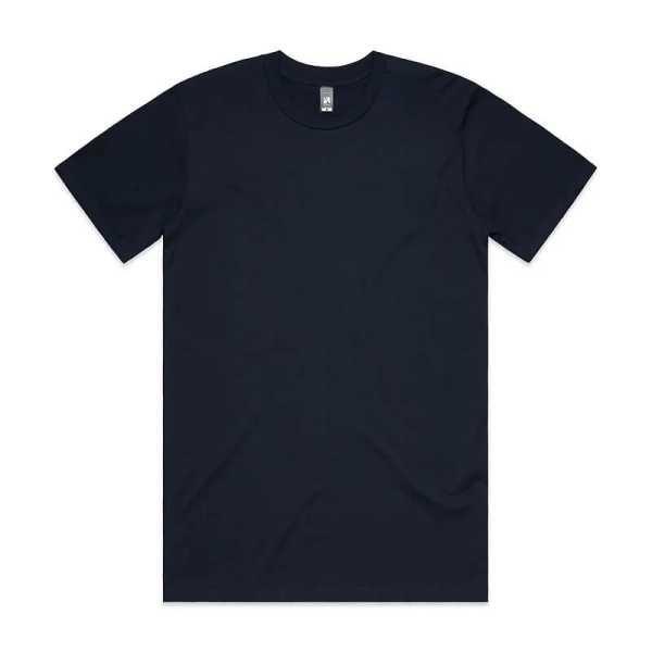Classic T Shirts Unisex 5026 Navy