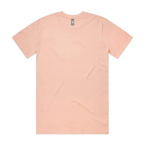 Classic T Shirts Unisex 5026 Pink