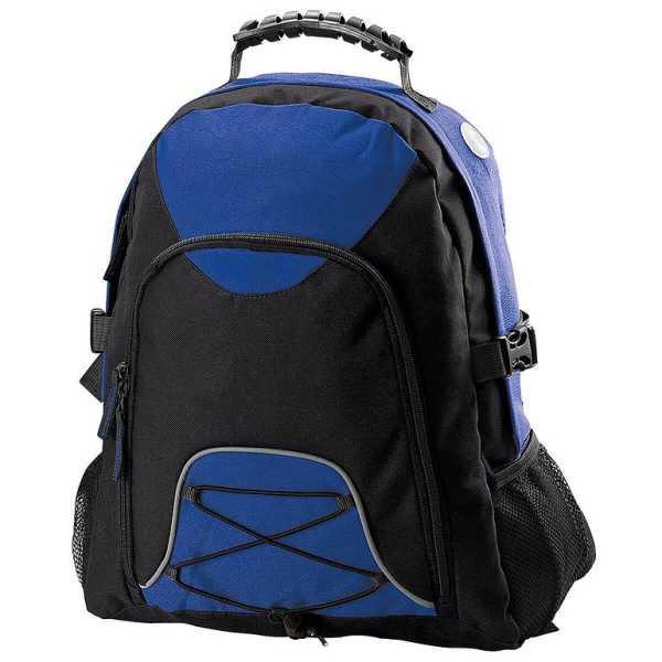 Climber Backpack B207 Black Blue