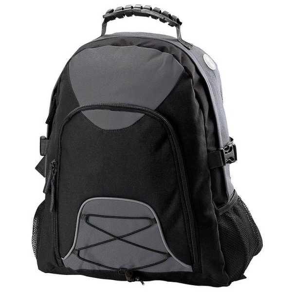 Climber Backpack B207 Black Grey