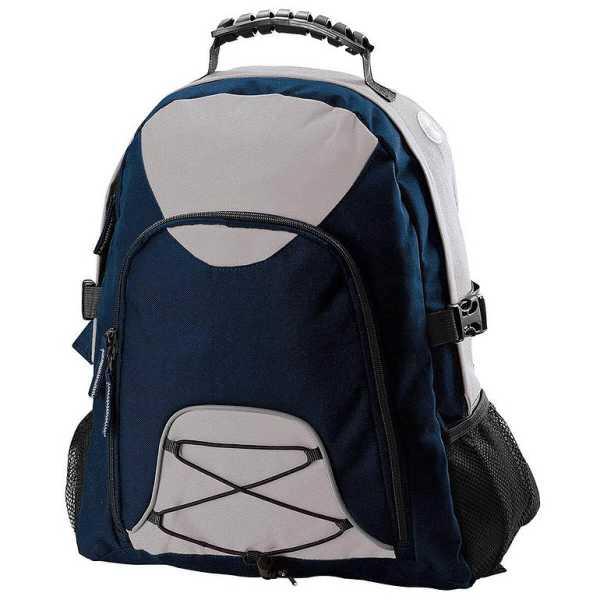 Climber Backpack B207 Navy Grey
