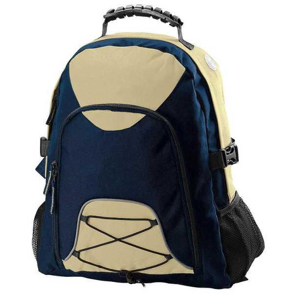 Climber Backpack B207 Navy Natural