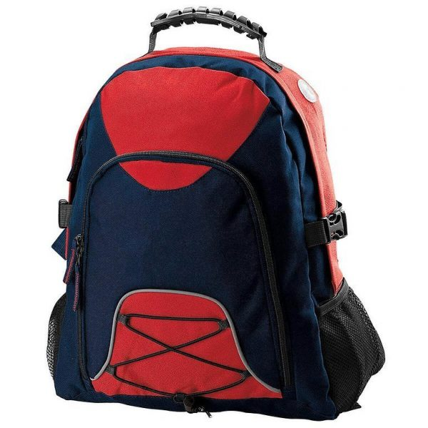 Climber Backpack B207 Navy Red