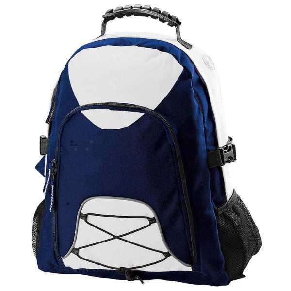 Climber Backpack B207 Navy White