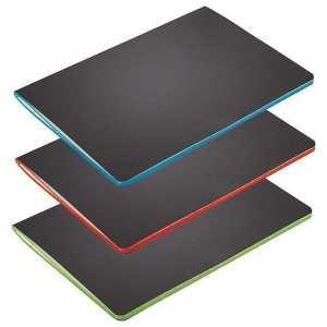 Colour Pop Saddlestitch JournalBook CAJB1015BL Various Colours