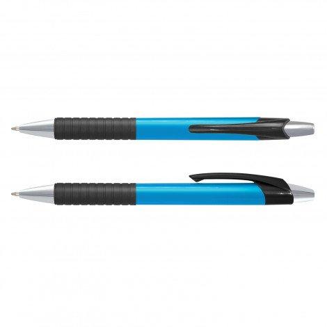 Coloured Cleo Pen CA107060 Light Blue