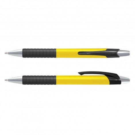 Coloured Cleo Pen CA107060 Yellow