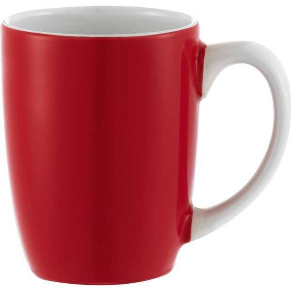 Constellation Ceramic Coffee Mugs Red