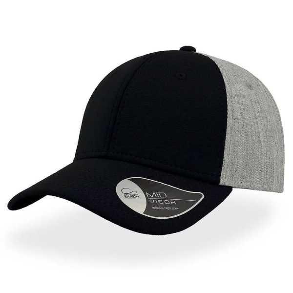 Contest Cap A1250 Black Grey