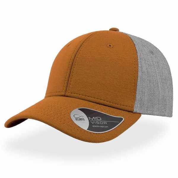 Contest Cap A1250 Brown Grey