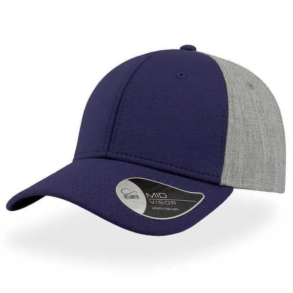 Contest Cap A1250 Navy Grey