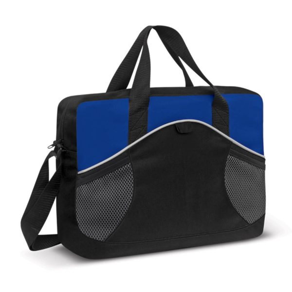 Contour Messenger Conference Satchels Dark Blue