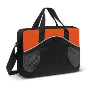 Contour Messenger Conference Satchels Orange