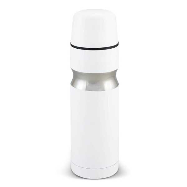 Contour Vacuum Flask 108625 White