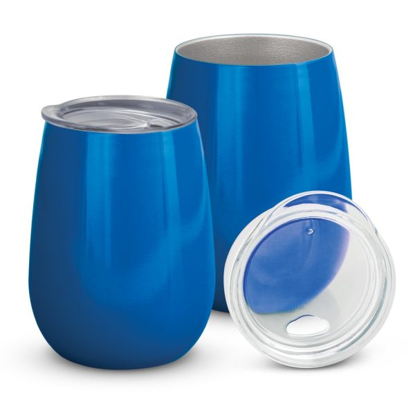 Cordial Reuasable Coffee Vacuum Cup 113876 Blue