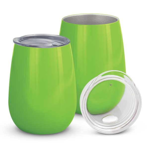 Cordial Reuasable Coffee Vacuum Cup 113876 Lime Green