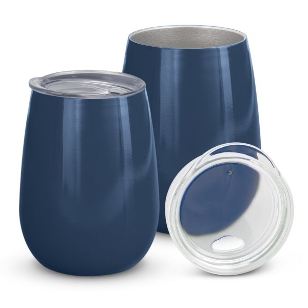 Cordial Reuasable Coffee Vacuum Cup 113876 Navy