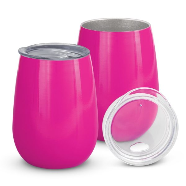 Cordial Reuasable Coffee Vacuum Cup 113876 Pink