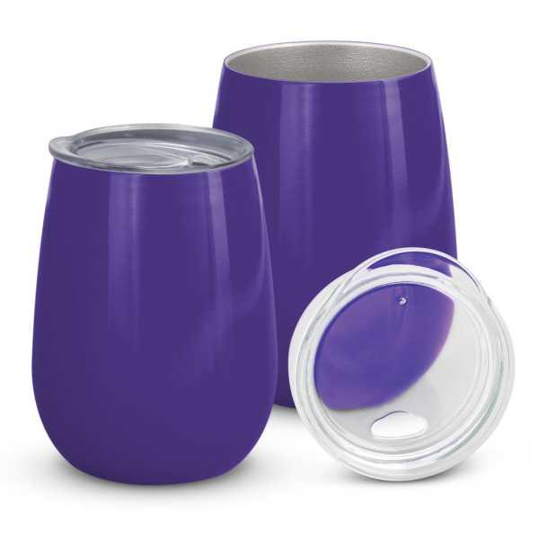Cordial Reuasable Coffee Vacuum Cup 113876 Purple