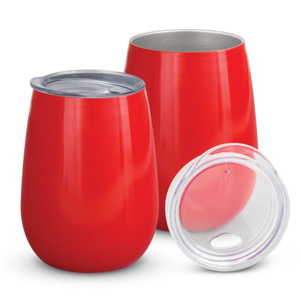 Cordial Reuasable Coffee Vacuum Cup 113876 Red