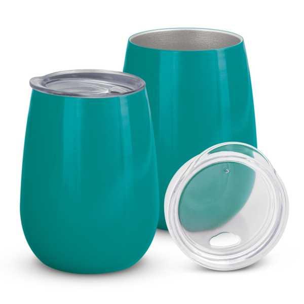 Cordial Reuasable Coffee Vacuum Cup 113876 Teal