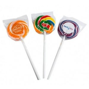 Corporate Candy Lollipop CACC034A Various