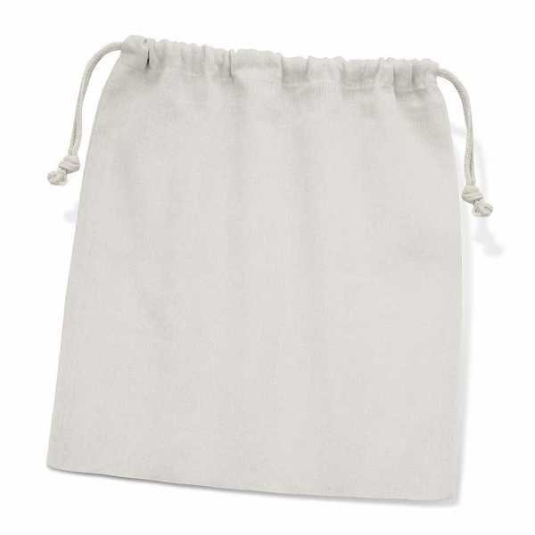 Cotton Gift Bag Large 111806 White