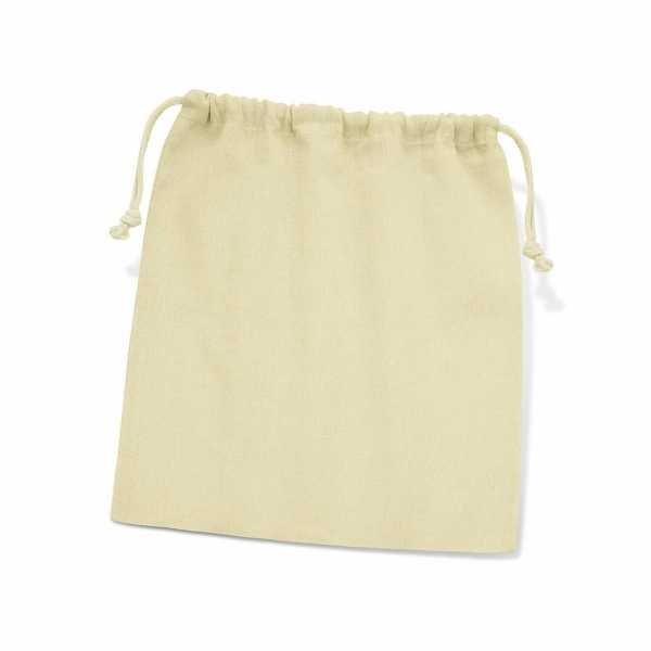 Cotton Gift Bag Medium 111805 Cream