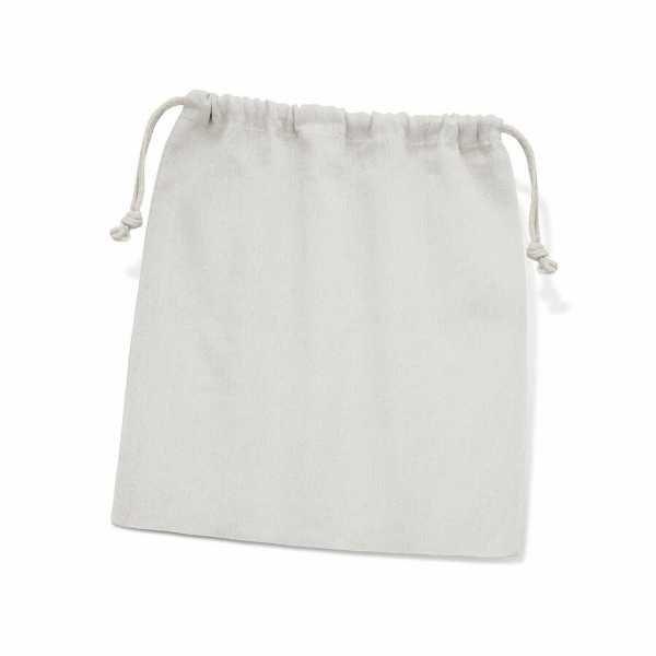 Cotton Gift Bag Medium 111805 White