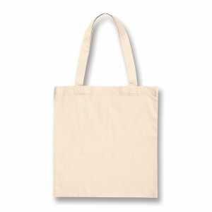 Cotton Tote Bag 100566 Cream