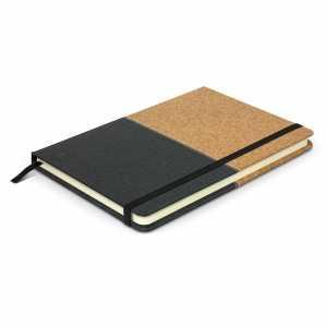 Cumbria Notebook 116122 Balck Natural